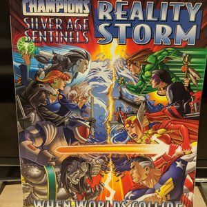 Hero Games / Champions / Reality Storm /When World